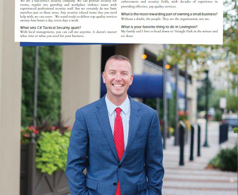Tops in Lexington – August 2019
